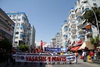 NİYAZİ NEFİ KARA - Antalya'da 1 Mayıs Emek Ve Dayanışma Günü
