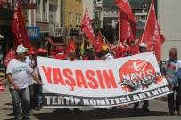 TERTIP KOMITESI - Artvin'de 1 Mayıs Coşkusu