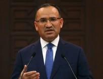 BEKİR BOZDAĞ - Başbakan Yardımcısı Bozdağ: Kılıçdaroğlu kazanacağına inansa aday olurdu