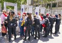 TÜRK MÜHENDIS VE MIMAR ODALARı BIRLIĞI - Başkent'te 1 Mayıs Kutlamaları İçin Yoğun Güvenlik Önlemleri Alındı