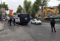 MİTİNG ALANI - Beşiktaş'ta Yoğun Güvenlik Önlemleri