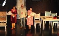 BERFIN - 'Beyaz' Oyunu 9. Ayvalık Tiyatro Festivali'nde Sergilendi