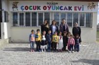 Beyza Elban, Diyadin İlçesini Ziyaret Etti
