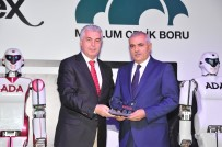 ADANA TICARET ODASı - Bossa'yı Satın Alan İsrafil Uçurum'a 'Yılın İşadamı' Ödülü