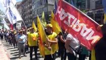 ADALET SARAYI - Brüksel'de 1 Mayıs Emek Ve Dayanışma Günü