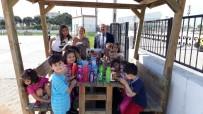 SÜLEYMAN ÇELEBİ - Burhaniye'de Eğitime PTT Desteği