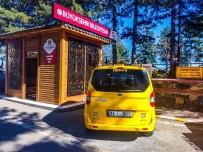 Büyükşehir Belediyesinden Arapgir'e Modern Taksi Durağı