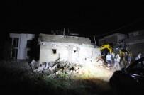 MUTFAK TÜPÜ - Cizre'de Evde Tüp Patladı 1 Ölü 9 Yaralı