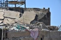 TÜP PATLAMASI - Cizre'de Patlamanın Şiddeti Gün Ağarınca Ortaya Çıktı