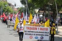 ATATÜRKÇÜ DÜŞÜNCE DERNEĞI - Düzce'de 1 Mayıs İşçi Bayramı Kutlandı