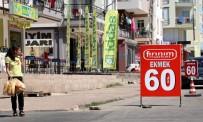 TEOMAN - Ekmeği Şimdi De 65 Kuruşa Satıyor