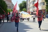 TERTIP KOMITESI - Eskişehir'de 1 Mayıs Coşkuyla Kutlandı
