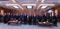 DİYARBAKIR VALİSİ - Güneydoğu Anadolu Bölgesindeki Sanayi Bölgeleri Diyarbakır'da Bir Araya Geldi