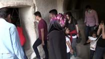 YERLİ TURİST - Kapadokya'da 1 Mayıs Yoğunluğu