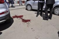 KAFKAS ÜNİVERSİTESİ - Kars'ta Silahlı Kavga Açıklaması 2 Yaralı