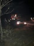 PATLAMA SESİ - Kastamonu'da 1 Hektarlık Ormanlık Alan Yangında Zarar Gördü