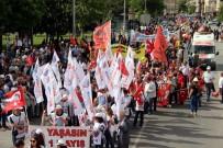 KIDEM TAZMİNATI - Kayseri'de 1 Mayıs