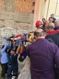 KıRıKKALE ÜNIVERSITESI - Kırıkkale'de İş Kazası Açıklaması 1 Yaralı