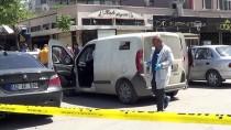 PARA NAKİL ARACI - Konya'da Özel Şirkete Ait Para Nakil Aracı Soyuldu