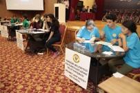 YÜREĞIR BELEDIYE BAŞKANı - Kültürevleri Bilgi Yarışması Tamamlandı