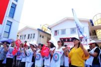 BELEDIYE İŞ - Kuşadası'nda 1 Mayıs Kutlaması