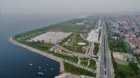 MİTİNG ALANI - Maltepe Miting Alanı Havadan Görüntülendi