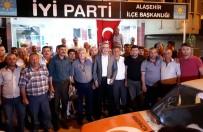 GÖKHAN KARAÇOBAN - Milletvekili Aday Adayı Karaçoban İYİ Parti'ye Katıldı