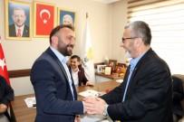 FEVZI KıLıÇ - Milletvekili Aday Adayı Mustafa Tuncer Hızlı Başladı
