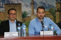 MUSTAFA TAŞ - Niğde'de Öğrenciler Ve İş Dünyası Kariyer Günleri'nde Buluştu