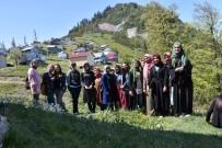 BEĞENDIK - Öğrenciler Yaylaya Çıkarak Doyasıya Eğlendiler
