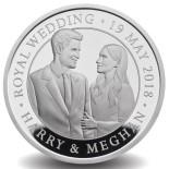 PRENS HARRY - Prens Harry Ve Meghan Markle İçin Hatıra Para Bastırıldı