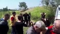 SAKARYA NEHRI - Sakarya Nehri'nde Kaybolan Kişi Aranıyor