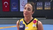 NESLIHAN DEMIR - 'Şampiyonlar Ligi Kupasını Kaldırarak Bırakmak İstiyorum'