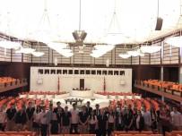 ANADOLU MEDENIYETLERI MÜZESI - Sanko Okulları'ndan Ankara'ya Sanat Turu