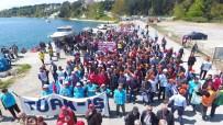 Sinop'ta 1 Mayıs Etkinliklerle Kutlandı