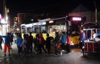 1 MAYIS EMEK VE DAYANIŞMA GÜNÜ - Taksim Araç Ve Yaya Trafiğine Açıldı