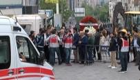 K9 - Taksim'de Çelenk Gerginliği