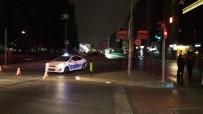 GÜMÜŞSUYU - Taksim Ve Maltepe Meydanlarına Çıkan Yollar Trafiğe Kapatıldı
