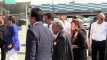 İBRAHİM TATLISES - Tatlıses'ten AK Parti İzmir İl Başkanı Şengül'e Ziyaret