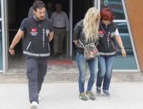 İMİTASYON - Yaşlı Kadını Bağlayarak Gasp Eden Çete Üyeleri Tutuklandı
