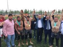 AVRASYA - Abdullah Güngör, Etnospor'da Altın Kemere Uzandı