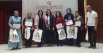 LEVENT KıLıÇ - Açıköğretim Öğrencileri Hocalarıyla Buluştu