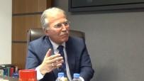 MECLİS BAŞKANLARI - AK Parti'li Şahin Açıklaması 'Millete Hizmet Etmenin Tek Yolu Milletvekili Olmak Değildir'