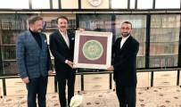 VAKIFLAR HAFTASI - Aydemir Açıklaması 'Vakıf, Mukaddesata Nefsi Fedadır'