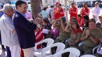 ÖĞRENCİ VELİSİ - Ayvalık'ta Belediyeden Engellilere Özel Kutlama