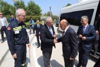 İZMIR VALISI - Başbakan Yardımcısı Işık Aliağa'da