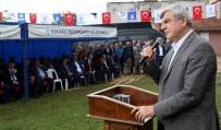 OLİMPİYAT ŞAMPİYONU - Başkan Karaosmanoğlu Açıklaması 'Sporun Ve Sporcunun Kentiyiz'