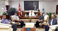 HıDıRELLEZ - Başkan Kayda, Oraklar Heyetini Ağırladı