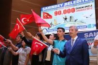 ŞAHINBEY BELEDIYESI - Başkan Tahmazoğlu'ndan Çanakkale Çağrısı