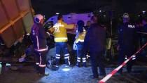 GÜLHANE - Başkentte Trafik Kazası